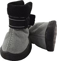 Ботинки для собак Triol YXS144-3 / 12241248 (серый) -