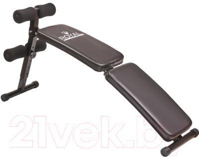 Скамья для пресса Royal Fitness Bench-1515
