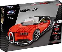 Конструктор XingBao Car Bugatti Veyron / XB-03009 -