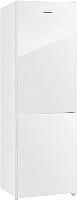 Холодильник с морозильником Maunfeld MFF 185NFW -