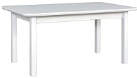 Обеденный стол Drewmix Wenus 5 S (белый) -