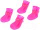 Сапожки для собак Triol YXS200-M / 12241103 (розовый) -