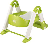 Детский горшок Roxy-Kids 3 в 1 / BPT-106G (зеленый) -