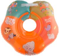 Круг для купания Roxy-Kids Teddy Circus / RTT-001R (оранжевый) -
