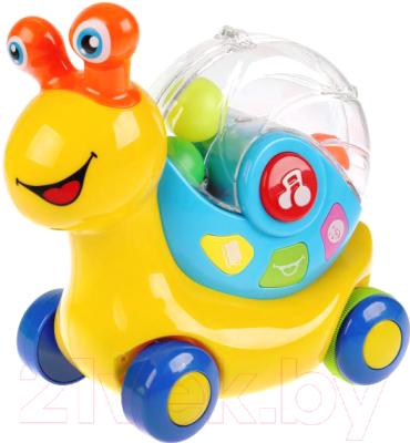 Развивающая игрушка Умка Улитка. Стихи М.Дружининой / 1502B019-R