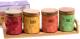 Набор емкостей для хранения Белбогемия 25561255 / 88756 -