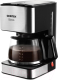 Капельная кофеварка Centek CT-1144 (нержавеющая сталь) -