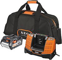 Аккумулятор для электроинструмента AEG Powertools SETLL18X0BL (4932430359) -