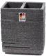 Стакан для зубной щетки и пасты Ridder Brick Grey 22150207 -