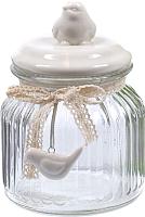 Емкость для хранения Белбогемия Птичка 25551360 / 89017 -