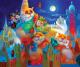 Пазл DaVICI Праздник полной луны -