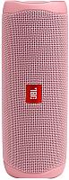 Портативная колонка JBL Flip 5 (розовый) -