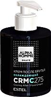 Крем после бритья Estel Alpha Homme Pro охлаждающий (275мл) -