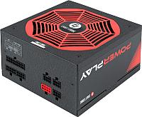 Блок питания для компьютера Chieftec Chieftronic PowerPlay GPU-550FC 550W -