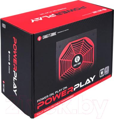 Блок питания для компьютера Chieftec Chieftronic PowerPlay GPU-850FC 850W