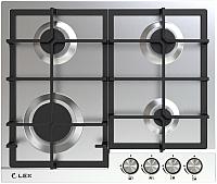 Газовая варочная панель Lex GVS 642 IX / CHAO000362 -