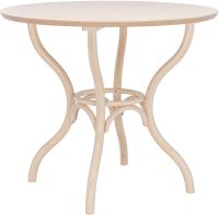Обеденный стол Импэкс Leset Тор круглый (беленый дуб) -