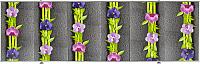 Экран для ванны Comfort Alumin Орхидея 170 -