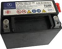 Автомобильный аккумулятор Mercedes-Benz A0009829608 (12 А/ч) -