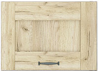 Шкаф под вытяжку Интерлиния Мила Хольц ВШГ50-360 (дуб золотой) -
