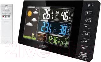 Метеостанция цифровая La Crosse WS6827
