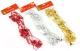 Набор гирлянд-бус Белбогемия Колокольчики пластмассовые 10734664-4 / 70534 (2.7м, в ассортименте) -