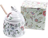 Емкость для хранения Best Home Porcelain Tiffany / M1270490 -