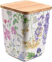 Емкость для хранения Fresca Цветы / BP1111-M-18010 -