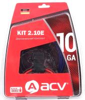 Комплект проводов для автоакустики ACV KIT 2.10E -