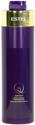 Шампунь для волос Estel Q3 Comfort с комплексом масел