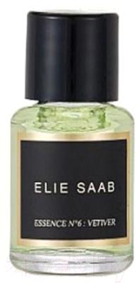 Парфюмерная вода Elie Saab Essence № 6 Vetiver (5мл)