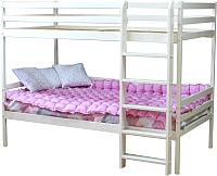 Двухъярусная кровать Можга Р426 (серый) -