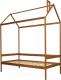 Стилизованная кровать детская Можга Р424Э (ольха эмаль) -