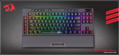 Клавиатура Redragon Broadsword Pro / 77515
