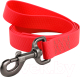 Поводок Collar Waudog Waterproof 27273 (красный) -