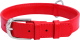 Ошейник Collar Waudog Glamour 33043 (красный) -