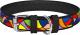 Ошейник Collar Waudog Витраж 36661-1 (черный) -