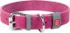 Ошейник Collar Waudog Classic 02187 (розовый) -