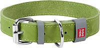 Ошейник Collar Waudog Classic 02185 (салатовый) -