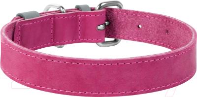Ошейник Collar Waudog Classic 02397 (розовый)