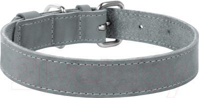 Ошейник Collar Waudog Classic 023911 (серый)