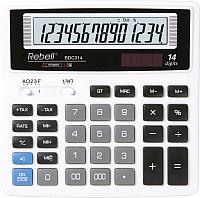 Калькулятор Rebell SDC640+/BDC314 BX -