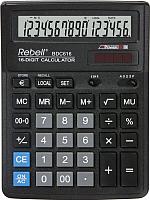 Калькулятор Rebell BDC616 BX -
