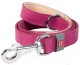 Поводок Collar Waudog Classic 08137 (розовый) -