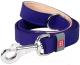 Поводок Collar Waudog Classic 08139 (фиолетовый) -