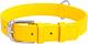 Ошейник Collar Waudog Glamour 33048 (желтый) -