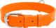 Ошейник Collar Waudog Glamour 33044 (оранжевый) -