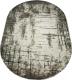 Ковер Белка Квест Овал 31101 45154 (0.8x1.5) -