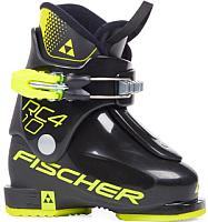 Горнолыжные ботинки Fischer RC4 10 JR / U19318 (р.15.5, черный) -