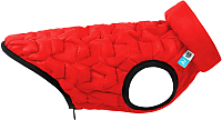 Куртка для животных AiryVest UNI 2506-1 (XS, красный/черный) -